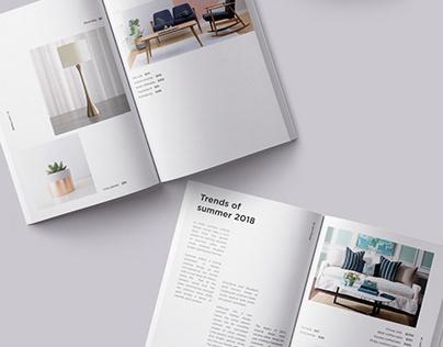 Bailey Home Decor & Furniture Lookbook