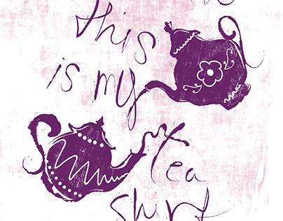 """""""Tea"""" Shirt"""