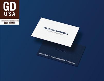 Personal Brand Identity | Patrick Carroll