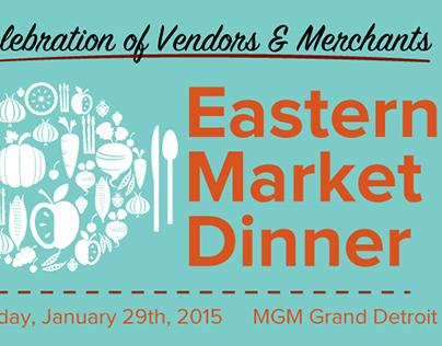 Eastern Market Vendors & Merchants Dinner