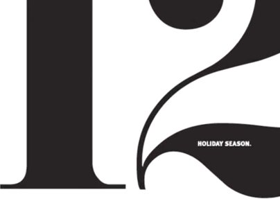 2012 University of Baltimore Holiday Card