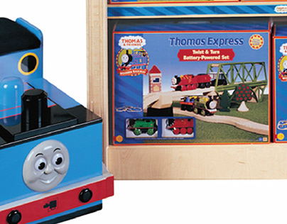 Thomas the Tank Engine & Friends Packaging and Catalog