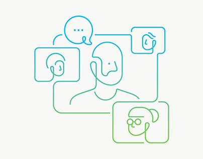 Webex Illustration System