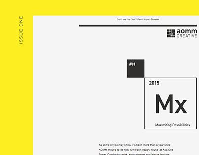 aomm's eNews   Website