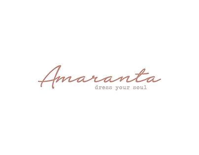 Branding Amaranta