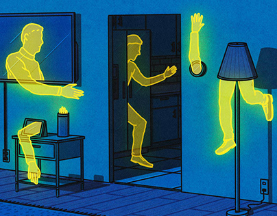 Johns Hopkins Magazine - Securing Smart Homes