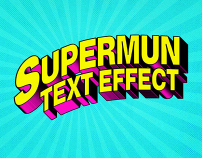 Superhero Comics Text Effect (FREE DOWNLOAD)