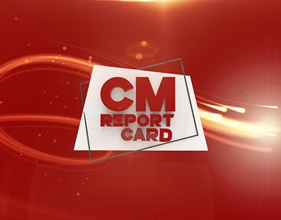 Logo Animation CM Report Card