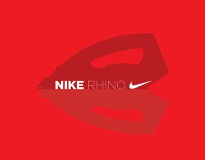 Nike Rhino - Steam Iron - Product Design Concept