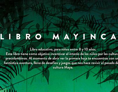 LIBRO MAYINCAZ