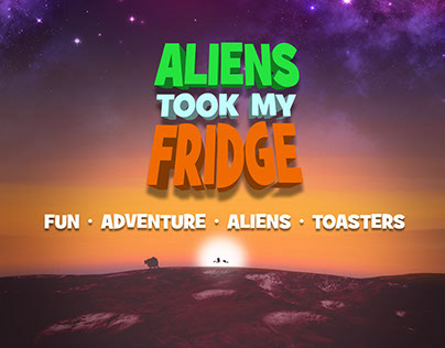 Aliens took my Fridge