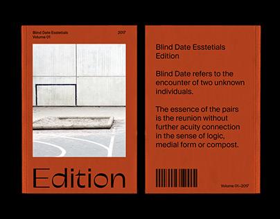 Blind Date Essentials - Editorial