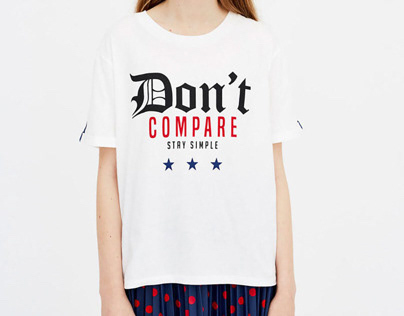 Pull&Bear graphic T-shirts
