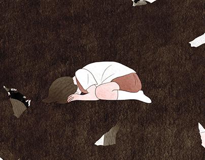 2018 公共電視台 / 青春發言人 / 走過末日—憂鬱症患者的獨白