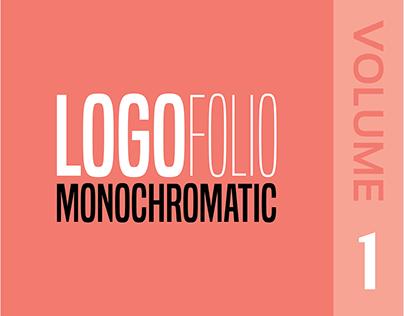 LogoFolio monochromatic Volume 1 [2007-2016]