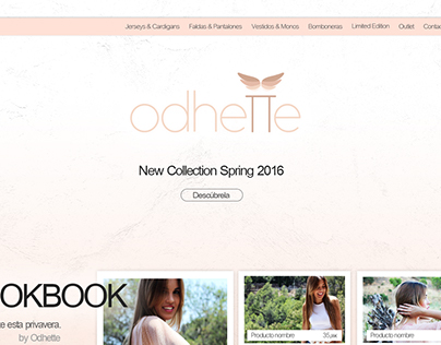 Web Design to Odhette