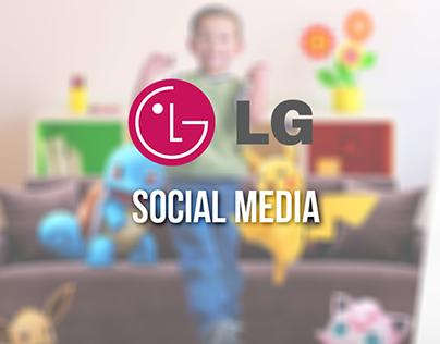 LG | Visual for social media