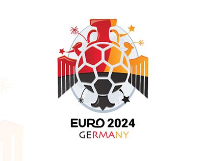 Logo | Euro 2024 | Germany | V1