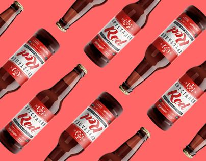 Chrustalev. Beer Labels