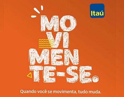 Itaú :: Campanha Sipat - Endomarketing