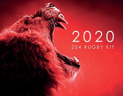 254 RUGBY KIT