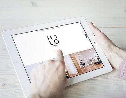 Website HILO Apartments