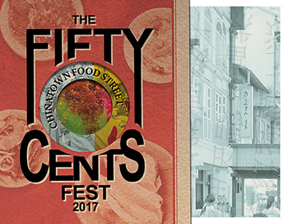 The Fifty Cents Fest | Booklet