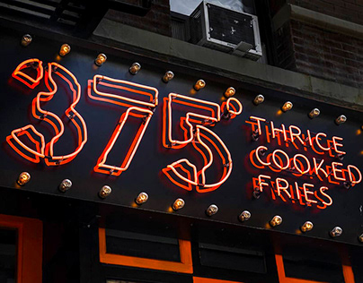 375° Chicken & Fries: Thrice Cooked's the Charm
