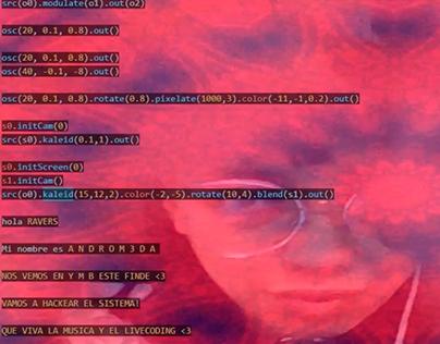 LIVECODING - YMB (DJ DNB)