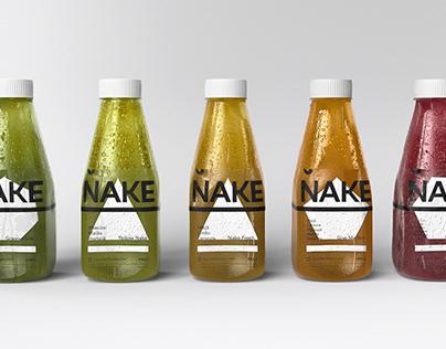 Nake - Brand Design