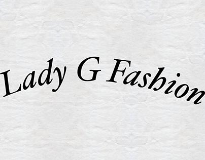 Lady G Fashion Logo