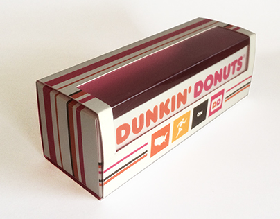 Dunkin' Donuts Package Design