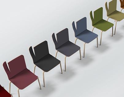Duena Chair