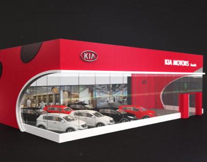 KIA Motors Showroom