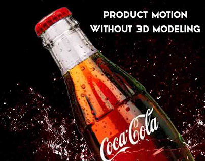 Product Motion Without 3D Modeling