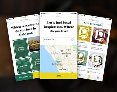 Dine In - Recipe App
