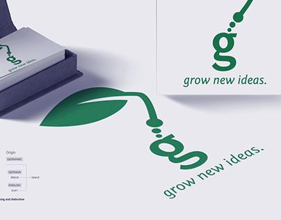 Grow Ideas Brand Identity