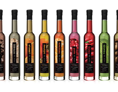 MONTE DO CORTIÇO | Olive Oil & Liqueurs Packaging