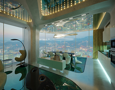 Penthouse concept