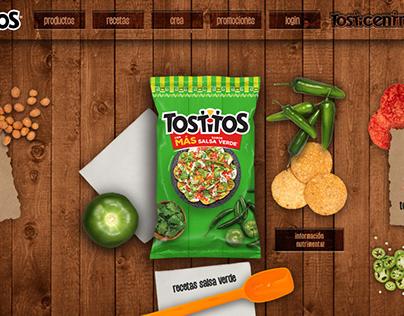 SITRIO WEB TOSTITOS