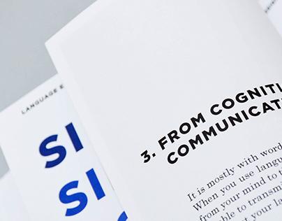 Pratt Graduate Thesis: Design Through Language