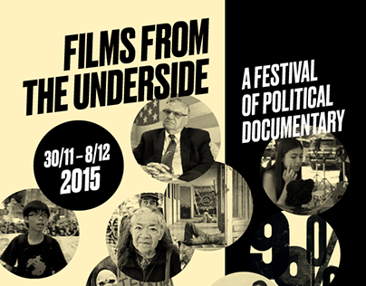 Films from the Underside