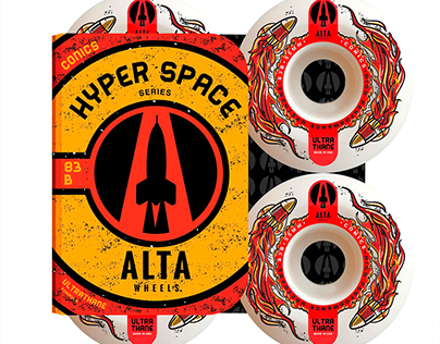 Alta Wheels Hyper Space Series