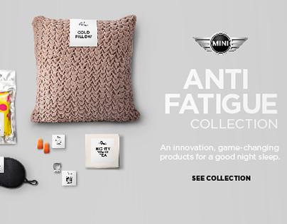 MINI – The anti-fatigue collection