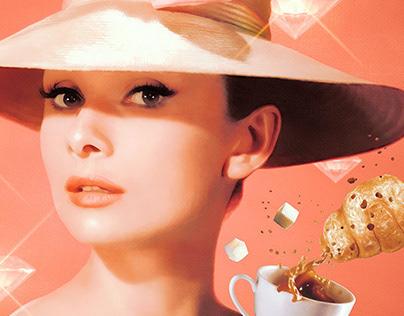 Audrey Hepburn —ICONS