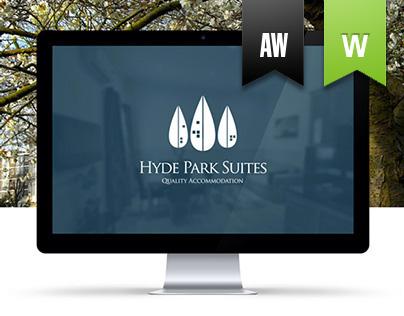 Hyde Park Suites - Web Design