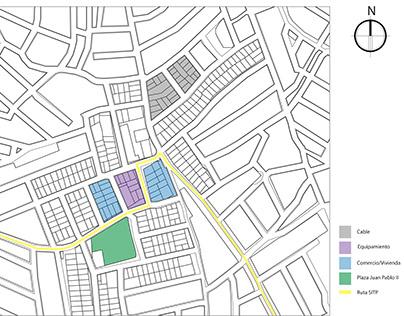 Seminario Procesos Urbanos: Propuesta Llegada Cable