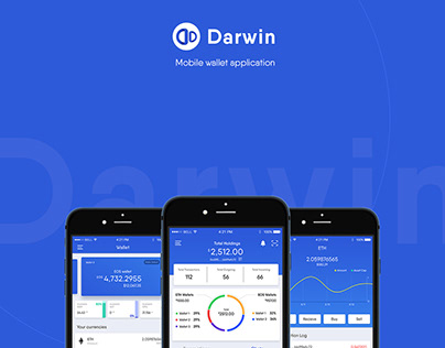 Darwin - Crypto wallet and marketplace