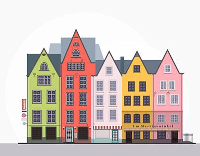 Illustration Köln