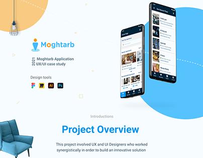 Moghtarb App - Case Study